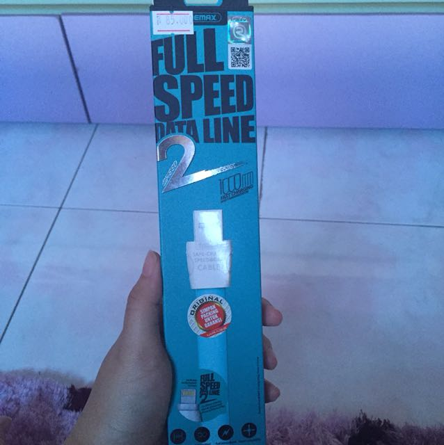 Remax full speed data line