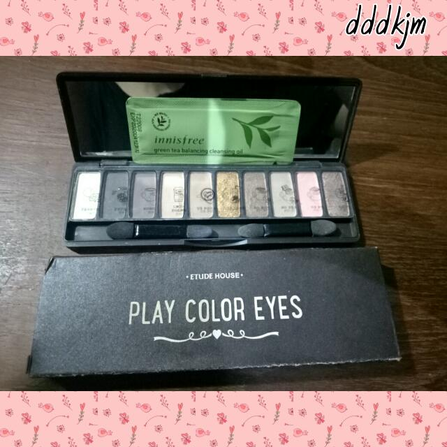 [Repost!] Etude Play Color Eyeshadow❤