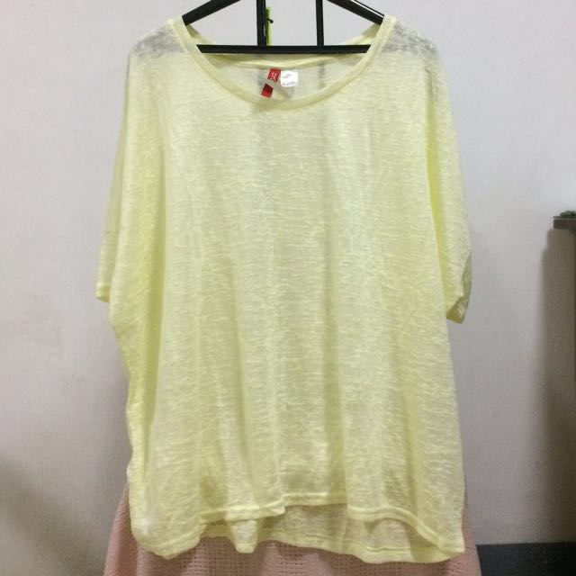 REPRICED! Divided H&M Top