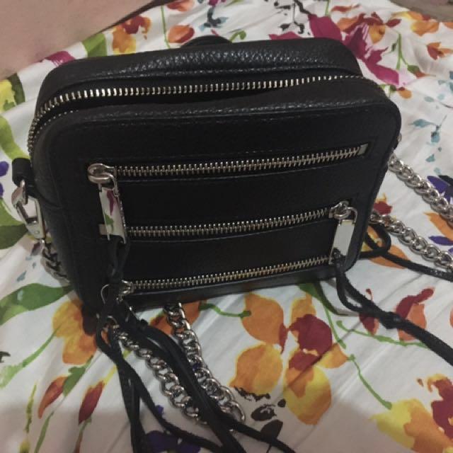 ‼️Repriced ‼️Rebecca Minkoff 4 Zip Camera Bag