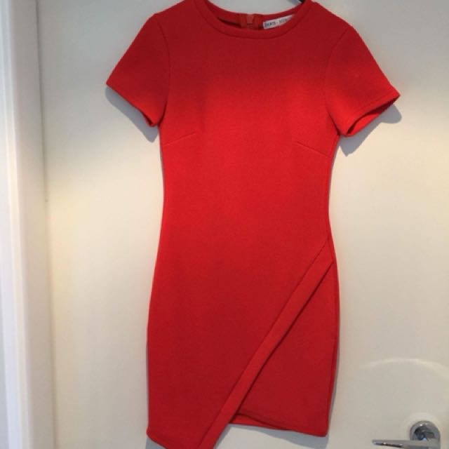 Saints & Secrets Red Dress