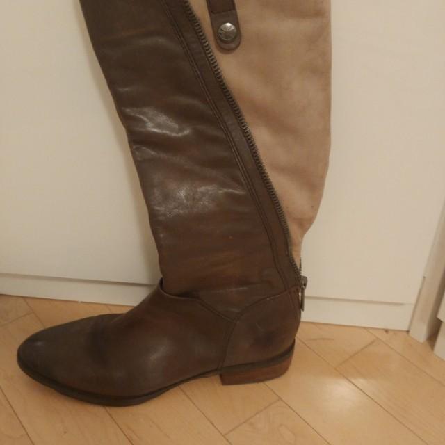 Sam Edelman size 10 knee high boots