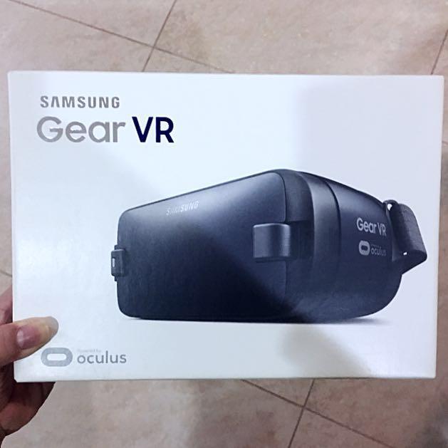 SAMSUNG Gear VR (SM-R323 Blue Black)