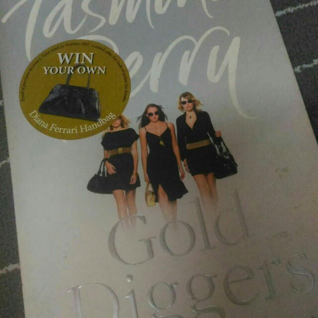 #semuarm5 Gold Diggers by Tasmina Perry