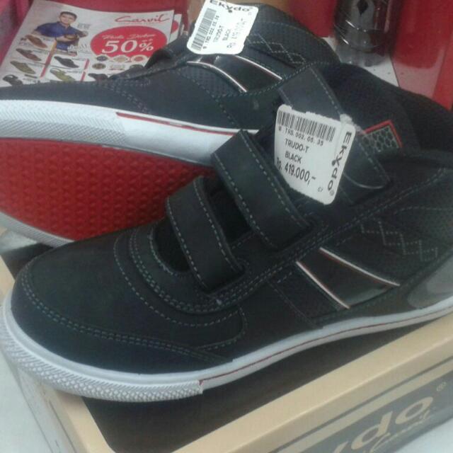 Sepatu Carvil Murah Size 36