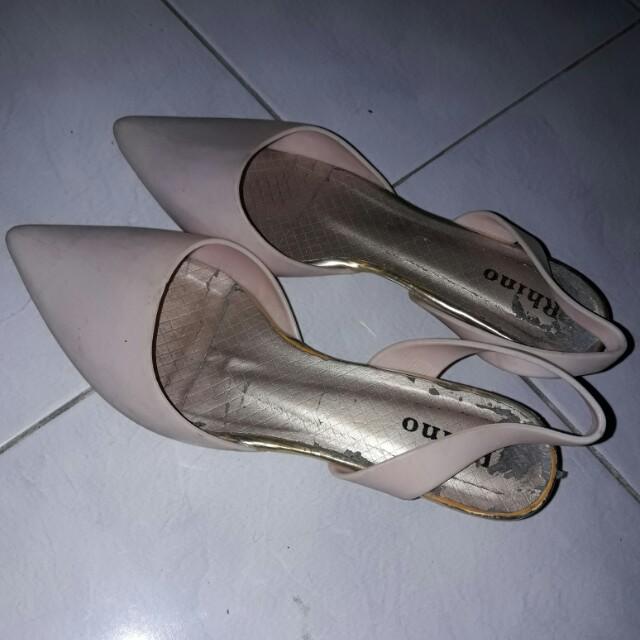 Sepatu Rhino Baby Pink