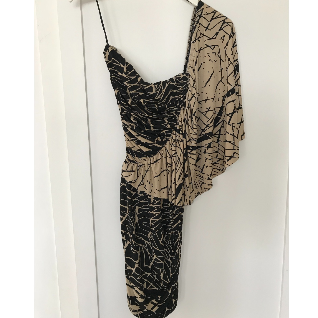 SHEIKE One shoulder dress - Size 8