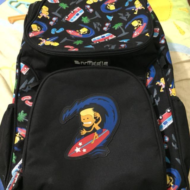 Smiggle Large Backpack