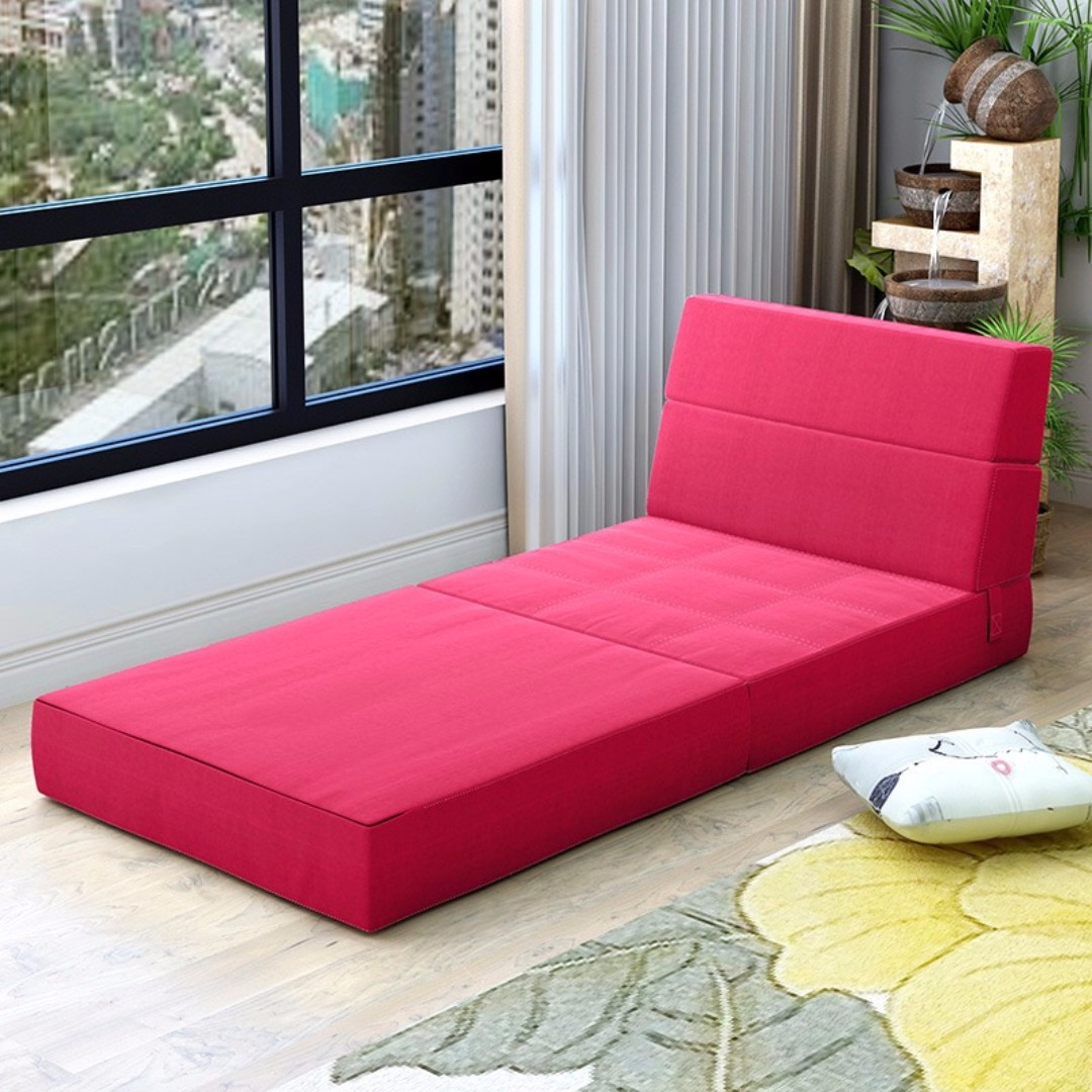 Foldable Sofa Hotel Sleeper Sofa Bed Folding Living Room
