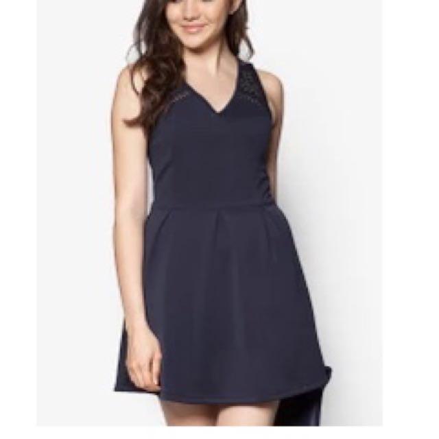 Something Barrowed dress