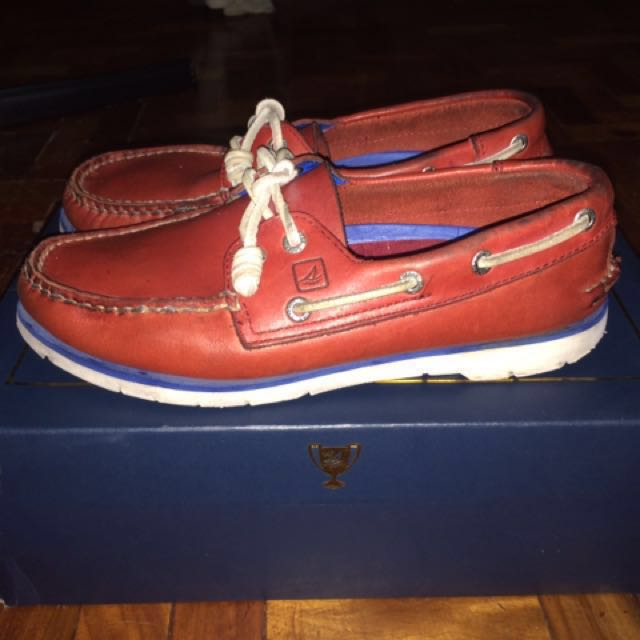 Sperry Authentic Original 2 Beach Boat Shoes (Limited Edition)