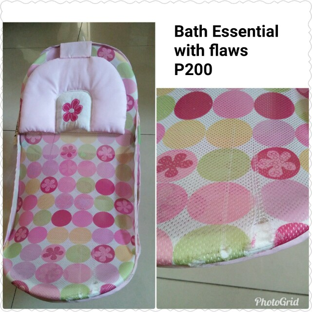 Summer Infant Deluxe Pink Bather