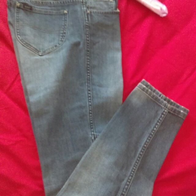 Sups skinny LEE jeans size 11🌸