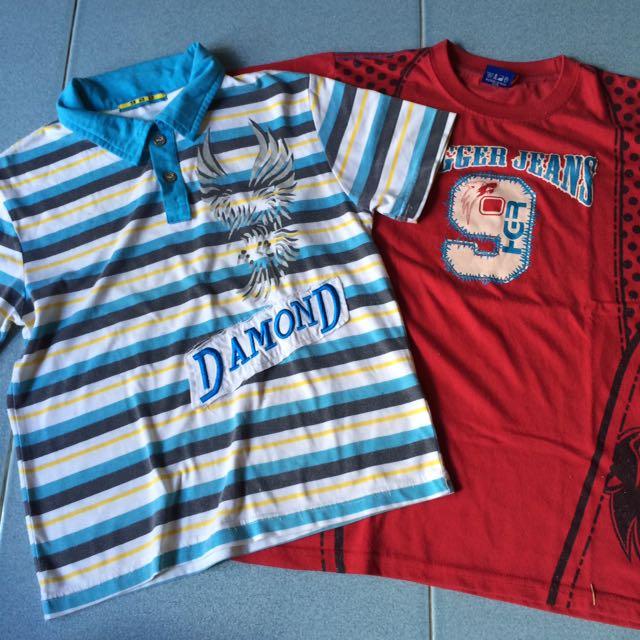 Take All PreLoved Polo Shirt & Tshirt