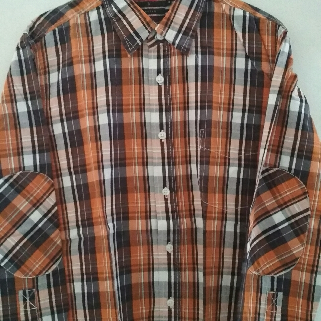 The EXECUTIVE Plaid Shirt