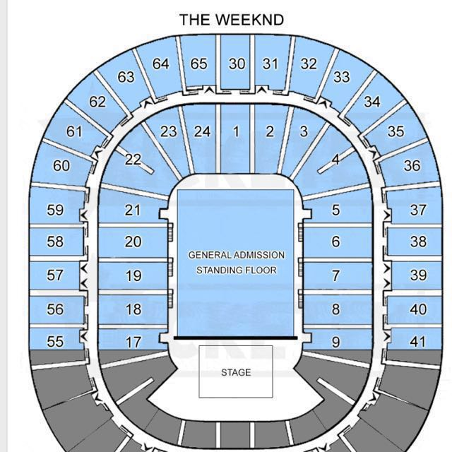 The Weeknd Melbourne tickets