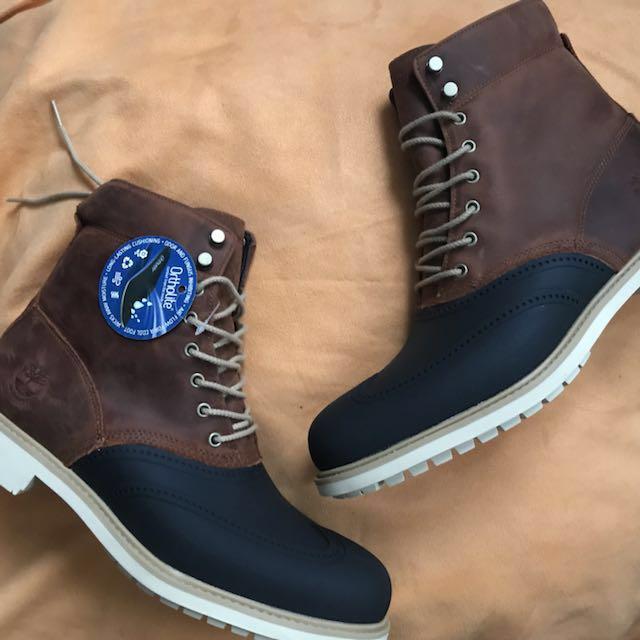 60a745c73fd Timberland Stormbuck 6 Inch Duck Boot, Men's Fashion, Footwear on ...
