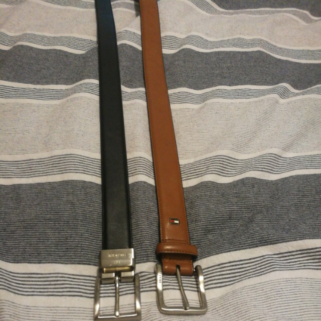 Tommy Hilfiger belts. Price is for each