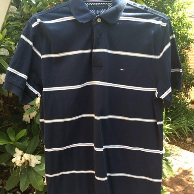 Tommy Hilfiger men's polo shirt size medium
