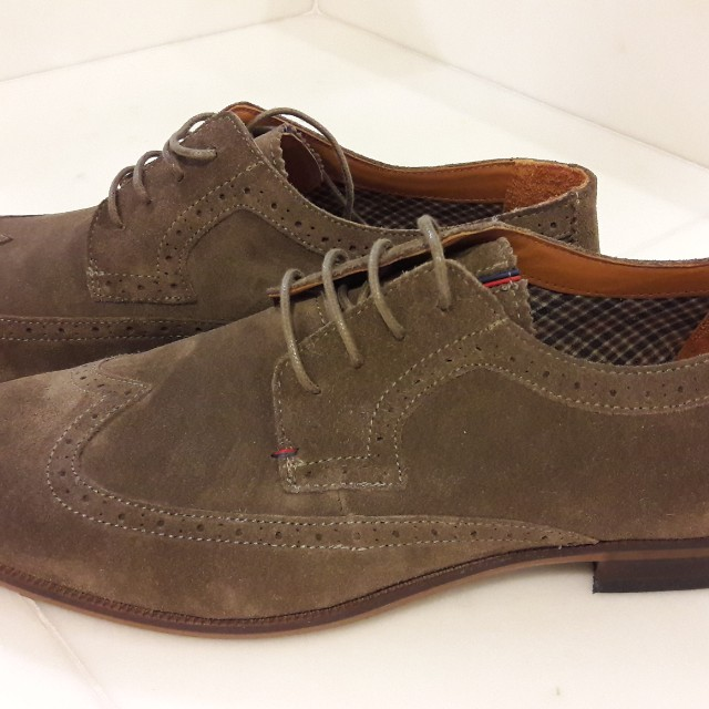 Tommy Hilfiger Suede Shoe (Mens), Men's