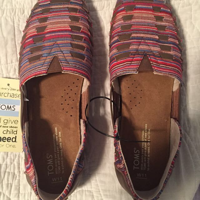 Tom's Women's Shoes Size 11