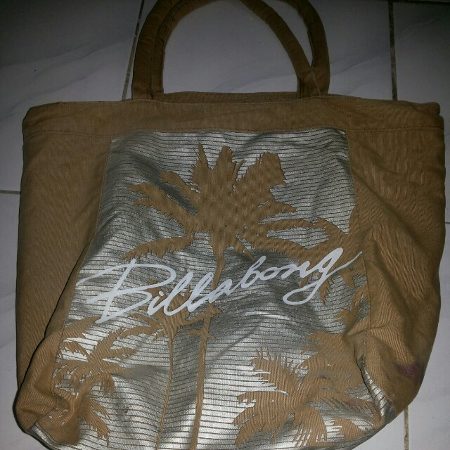 Tote bag billabong ori
