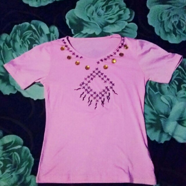 Tshirt pink