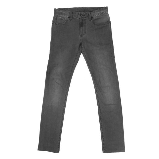 UNIQLO Jeans Slim Fit Grey