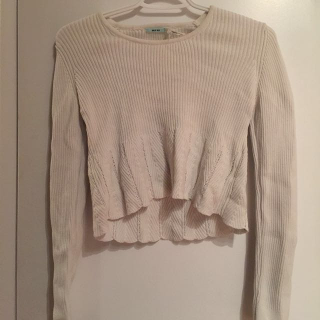 Urban Outfitters Cropped Knitwear