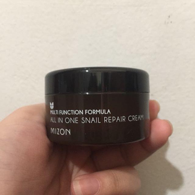 [USED] Mizon All in One Snail Repair Cream