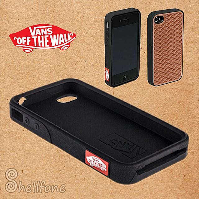 new styles bb677 84b0f Vans Waffle Shoe Sole Grid Phone Cover Case iPhone 4 / 5S / 5C / 6 / 7