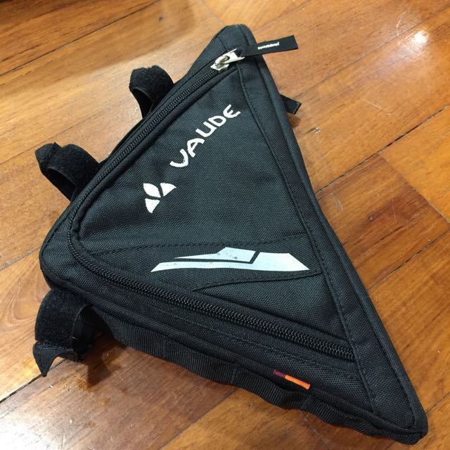 Vaude Bicycle Triangle pouch