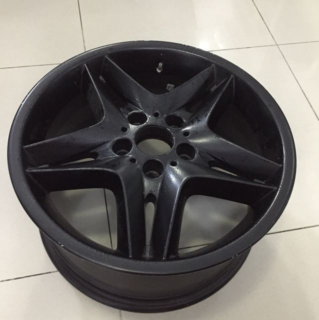 Velg Oem Bmw X5 Ring 18 Auto Accessories On Carousell