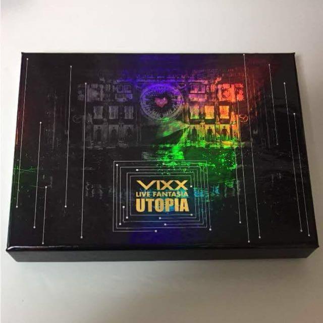 VIXX UTOPIA DVD