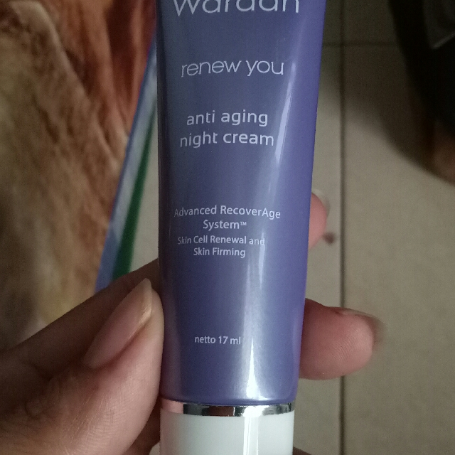 Wardah Anti Aging