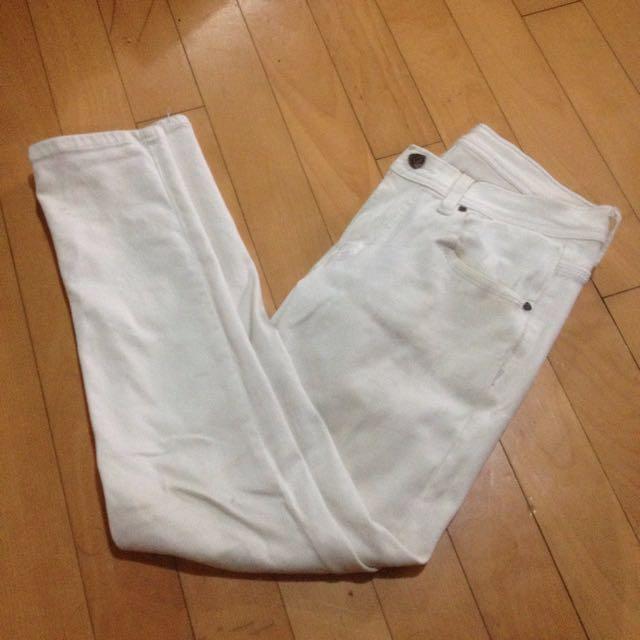 White Jeans Sz 31
