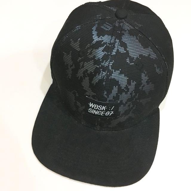 Wodstk帽子