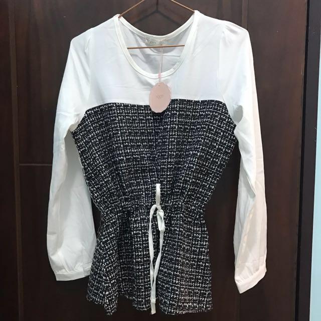 YOCO冬季拉繩上衣(S.M)東京著衣