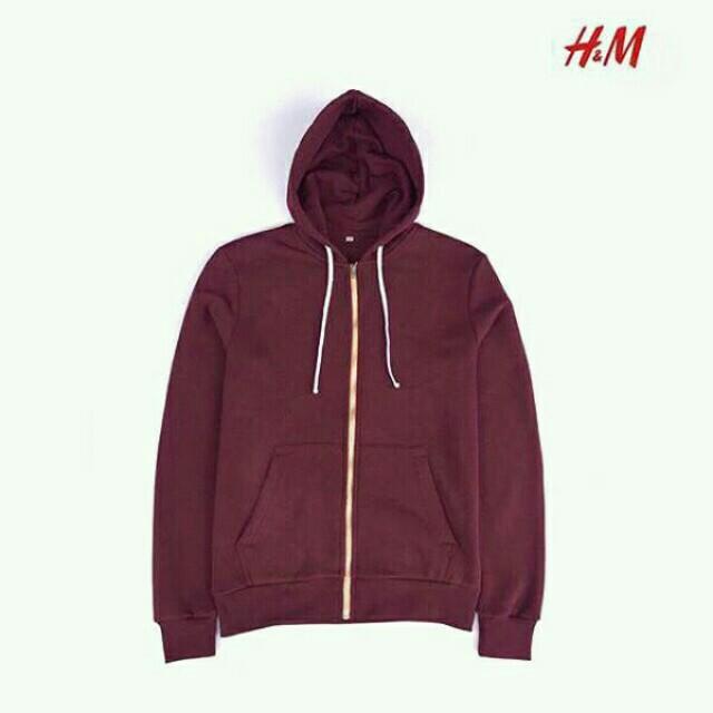 zipper H&M 4warna
