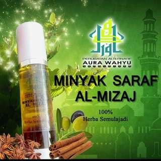 [Instock] Minyak Saraf Al-Mizaj