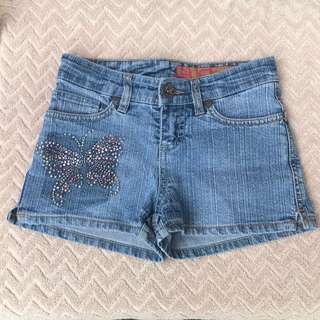 Authentic 3LO Jeans Denim shorts