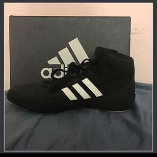 Adidas HVC 2 Wrestling/Powerlifting shoes