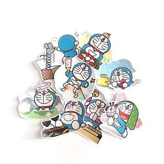 (FREE NM🎉) Doraemon stickers