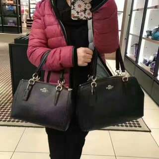 Coach Small Christie Carryall