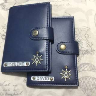 Personalized Passport Holder