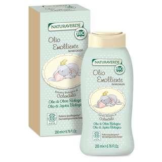 NATURAVERDE Disney Baby Bio Organic Soothing Massage Oil