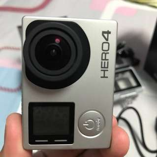 GoproHero4(silver)