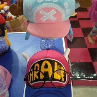 Topi Arale / Arale cap