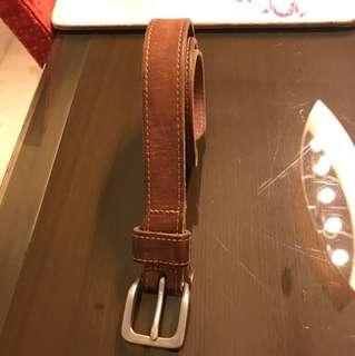 Ralph Lauren polo kids leather belt size 24