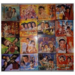 TVB Drama Series VCD